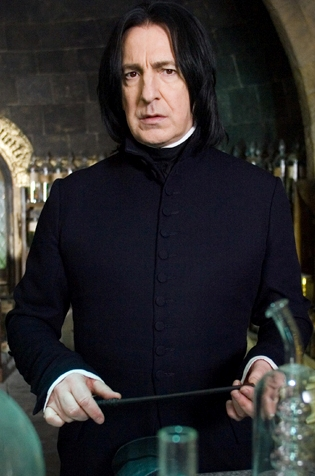 Professor Severus Snape - Harry Potter